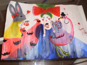Alice in Wonderland - an Alternative Tea Party