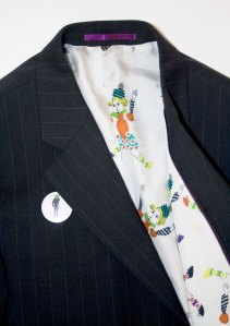 suit lining-New Designers mag