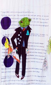 Veronica Rowlands- Fashion Frog