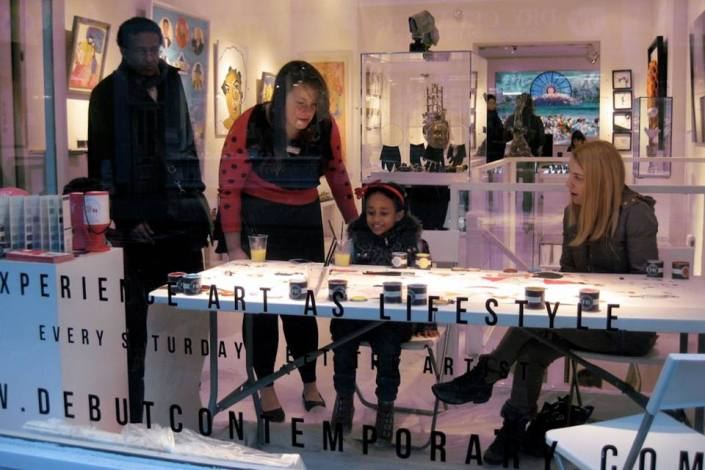 Veronica Rowlands Interactive Art event Debut Contemporary 22 (2)