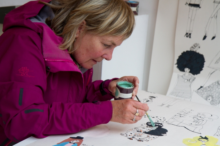 Veronica Rowlands - Art Workshops