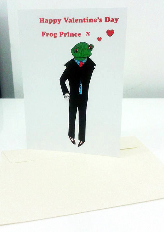 Valentine's Day - Frog Prince