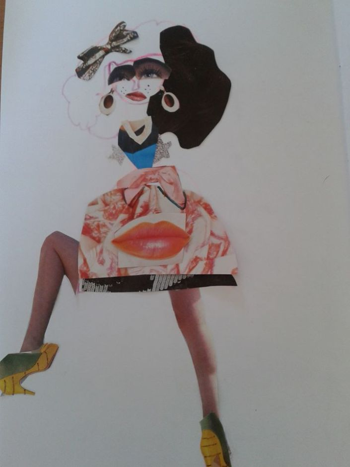 Veronica Rowlands Fashion Illustration teaching