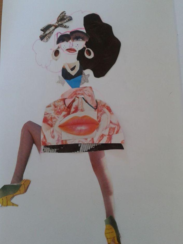 Veronica Rowlands Fashion Illustration teaching