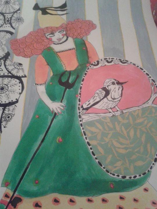 Vintage Doll Veronica Rowlands