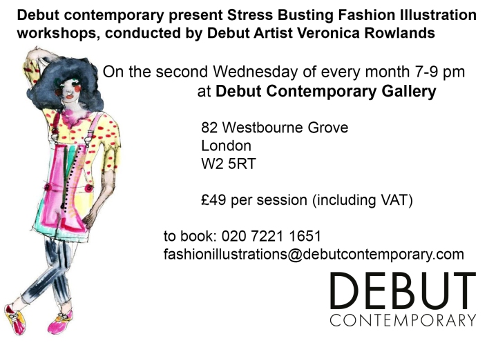 Fashion Illustration classes
