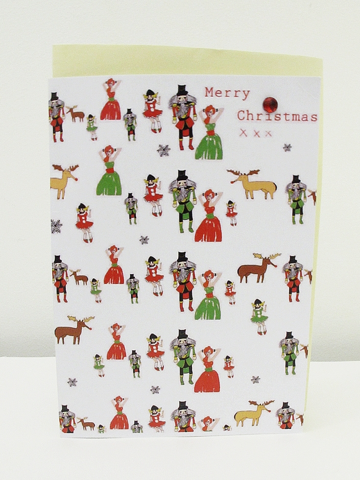 Chritmas Card the people