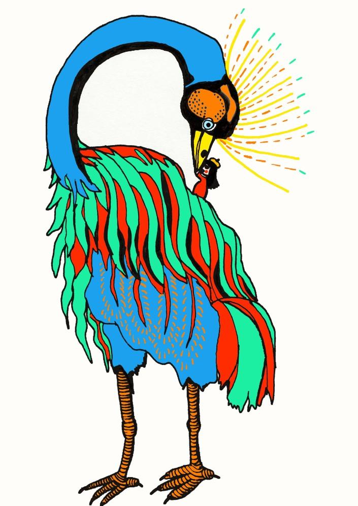 Birdie friend