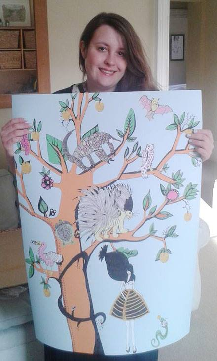 Tree of Life Ltd Ed Giclee Print