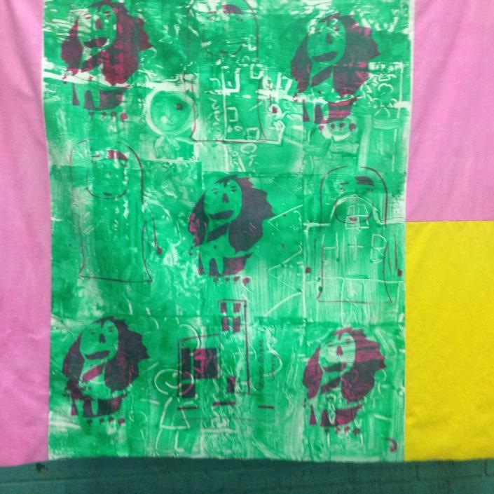 green banner 1