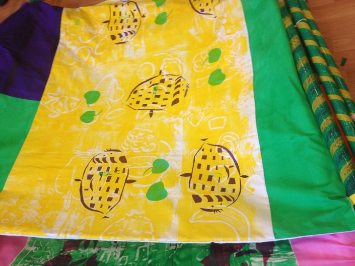 Yellow banner 2