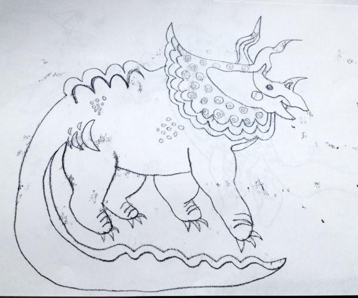 DInosoar mono 1