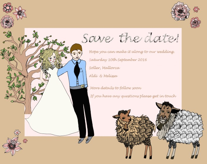 Mel's Wedding invite brown text with no number.jpg